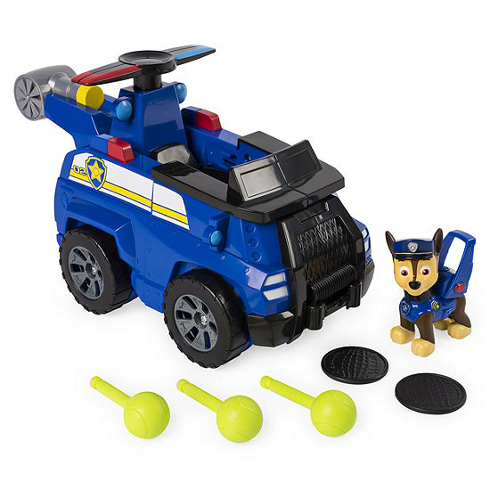 Paw Patrol Flip and Fly Vehicle