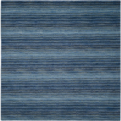 Safavieh Himalaya Collection Altan Striped SquareArea Rug