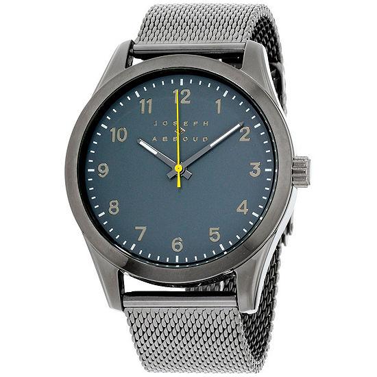 Joseph Abboud Mens Strap Watch-Ja3202bk648-355