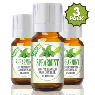 Healing Solutions Spearmint Essential Oil