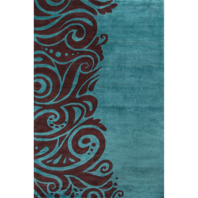 Momeni New Wave 88 Hand Tufted Rectangular Rugs