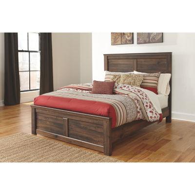 Signature Design by Ashley® Quinden 4-Pc Bedroom Set