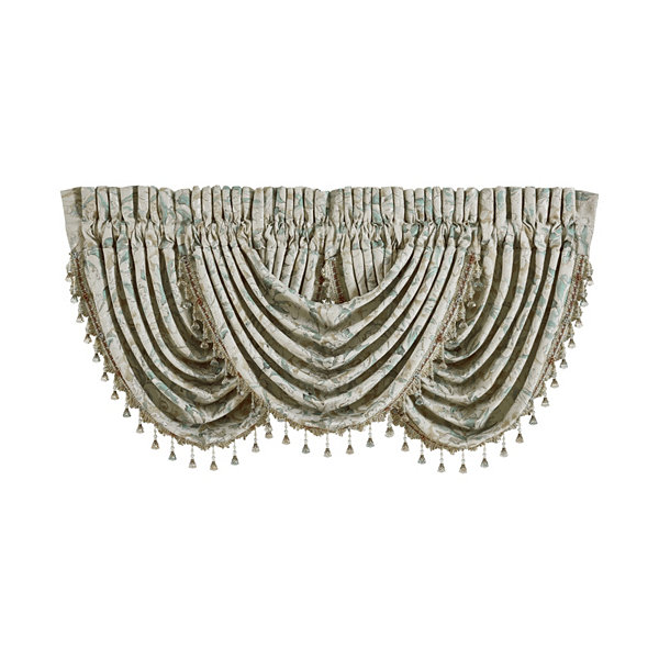 Queen Street Delphina Waterfall Valance