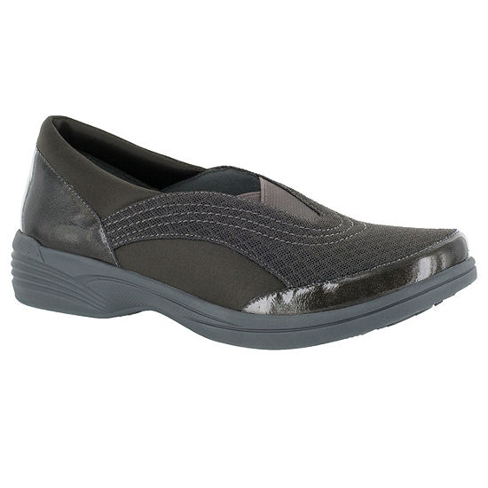 Easy Street Womens Solite By Easy Street Spontaneous Slip-On Shoe Round Toe