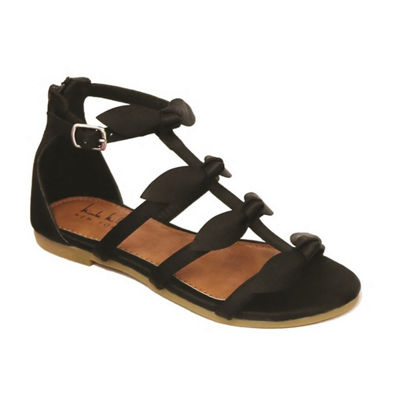 Nicole Miller Lesly Girls Strap Sandals