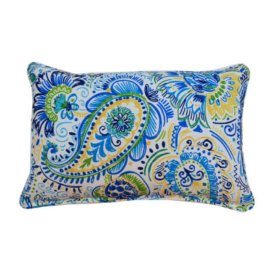 Gilford Oblong Corded Outdoor Pillow