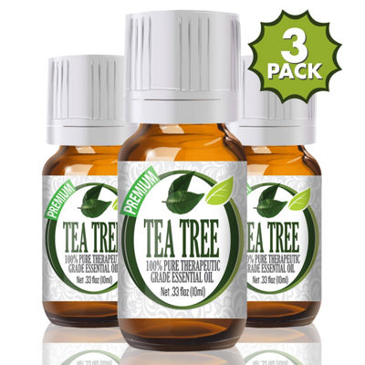 Healing Solutions Tea Tree Essential Oil