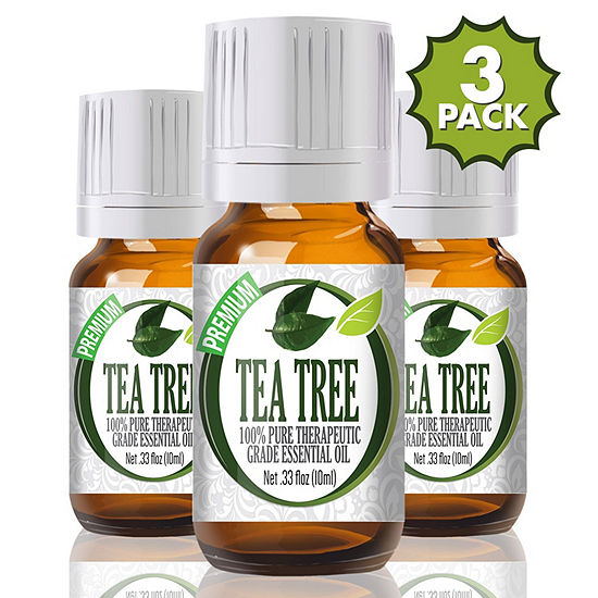 Healing Solutions Tea Tree Essential Oil