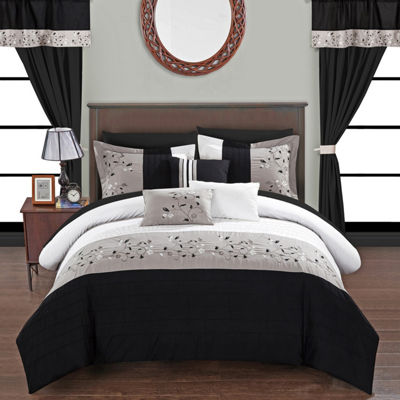 Chic Home Sonita 20-pc. Comforter Set