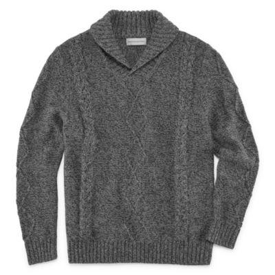 Peyton & Parker Shawl Sweater Boys 6-20