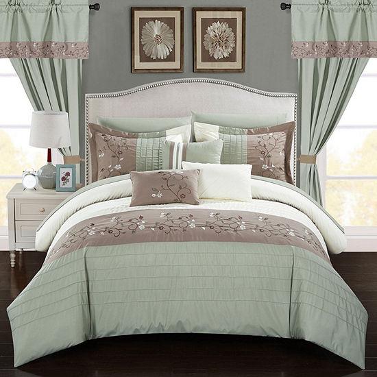 Chic Home Sonita 20-pc. Comforter Set