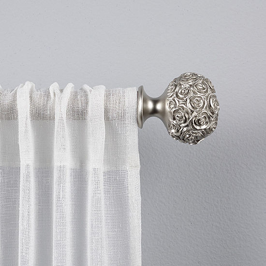 Exclusive Home Curtains Peony 1 IN Curtain Rod