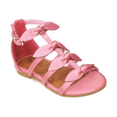 Nicole Miller Little Kid/Big Kid Girls Lesly Strap Sandals