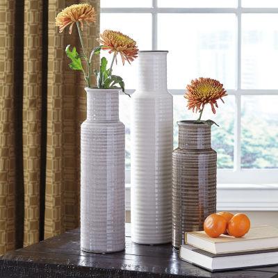 Signature Design By Ashley® Set of 3 Deus Vases