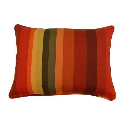 Islip Oblong Corded Outdoor Pillow