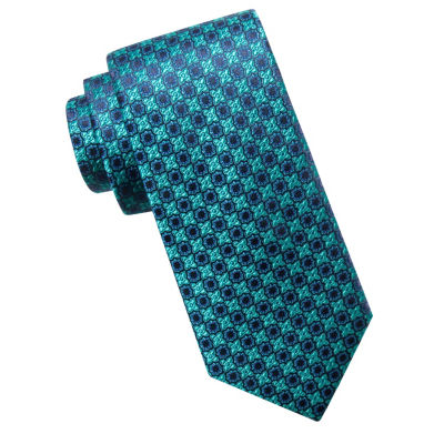 Collection by Michael Strahan  Medallion Tie