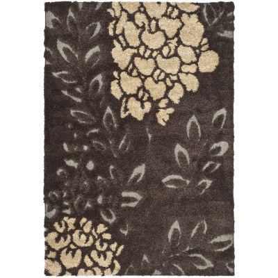 Safavieh Shag Collection Erica Geometric Area Rug
