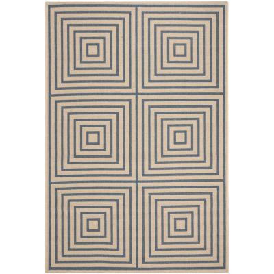 Safavieh Linden Collection Moriah Geometric Area Rug