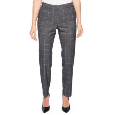 Chelsea Rose Straight Fit Suit Pants