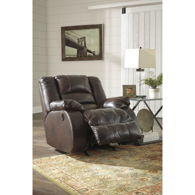 Signature Design By Ashley® Levelland Leather Power Recliner