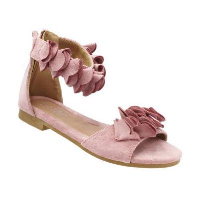 Nicole Miller Cindy Girls Strap Sandals