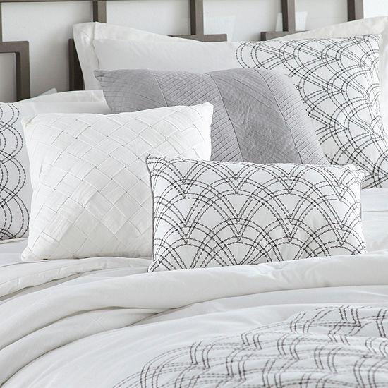 Moss + Moor Modern Glam 3PC Decorative Pillow Set