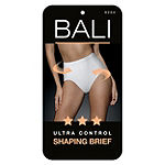 Bali Seamless Stretch Extra Firm Control 2-Pack Control Briefs X204