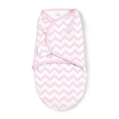 SwaddleMe Blanket - Pink Chevron
