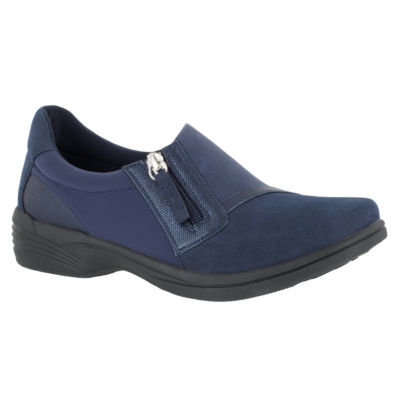 Easy Street Womens Solite By Easy Street Dreamy Slip-On Shoes Slip-on Round Toe