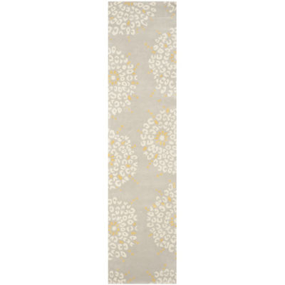 Safavieh Capri Collection Cahir Floral Runner Rug