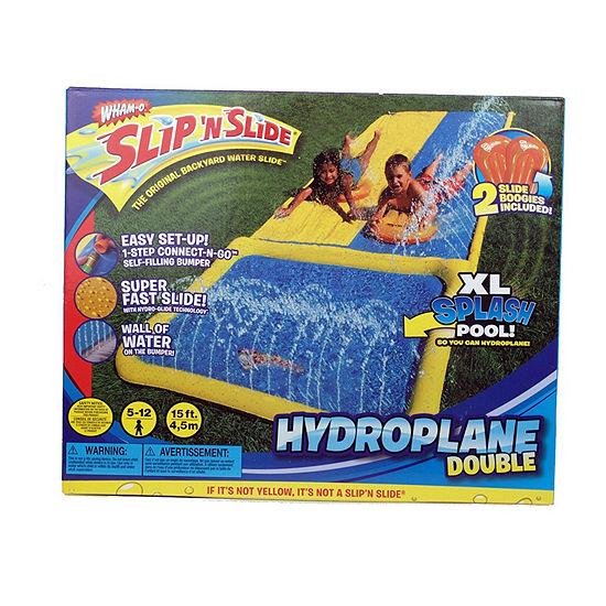WHAM-O Slip 'N Slide Hydroplane Double Water Slide