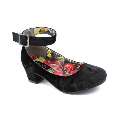 Nicole Miller Little Kid/Big Kid Girls Julie Strap Sandals
