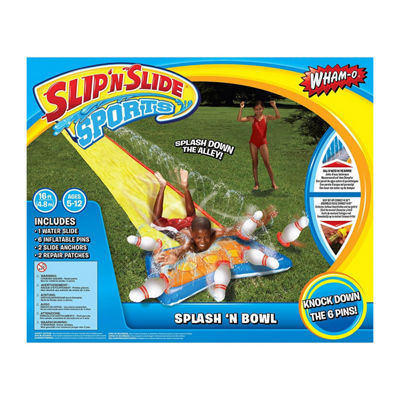 WHAM-O Slip 'N Slide Splash 'N Bowl Water Slide