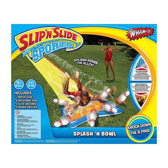 WHAM-O Slip 'N Slide Splash 'N Bowl Water Slide