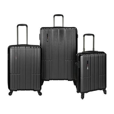 Travelers Choice Wellington 3-pc. Hardside Luggage Set