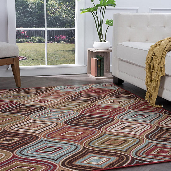 Tayse Majesty Cullen Rectangular Indoor Rugs