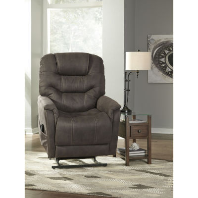 Signature Design By Ashley® Ballister Power Lift Recliner