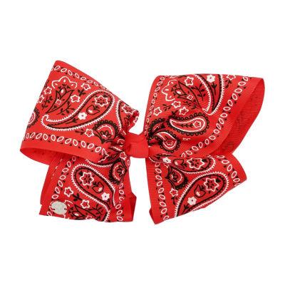 JoJo Siwa Signature Red Bandana Bow