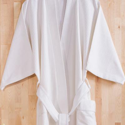 Urbana Bliss Long Sleeve Diamond Jacquard L/XL Robe 12-pk.