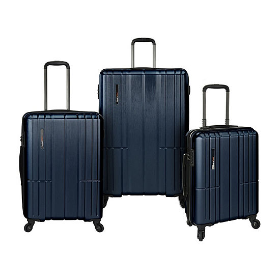 Travelers Choice Wellington Hardside Luggage Collection