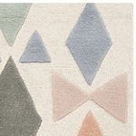 Safavieh Kids Collection Myron Geometric Runner Rug