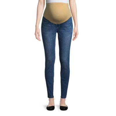 Planet Motherhood Skinny Jeans - Maternity