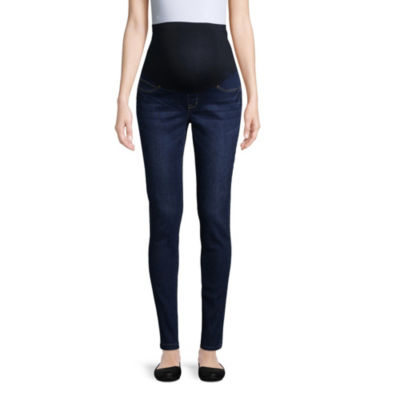 Planet Motherhood Skinny Jeans - Maternity