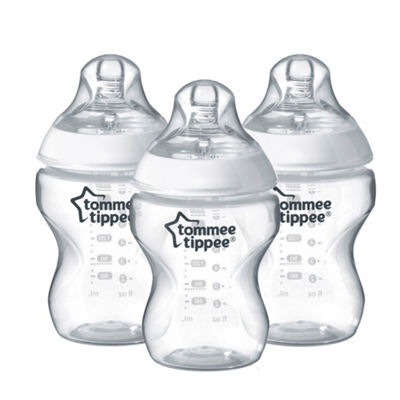 Tommee Tippee 3-pk. Closer to Nature Baby Bottles - 9oz
