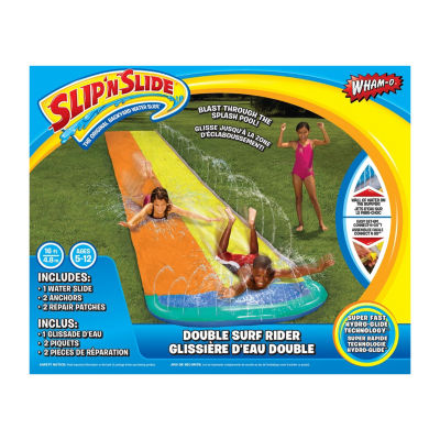 WHAM-O Slip 'N Slide Double Surf Rider Water Slide