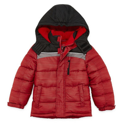 Xersion Heavyweight Puffer Jacket - Boys-Big Kid