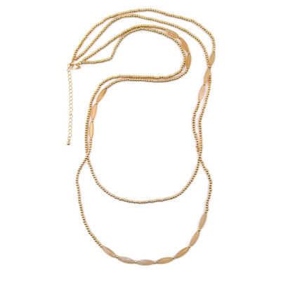 Arizona Womens 36 Inch Link Necklace
