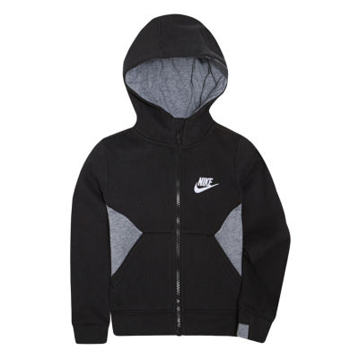 Nike Fleece Hoodie-Toddler Boys