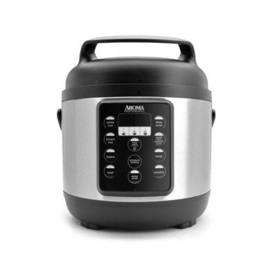Aroma 4 1/2 Qt Electric Pressure Cooker