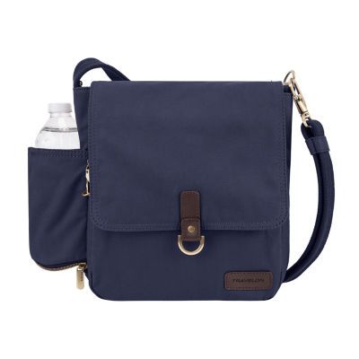 Travelon Anti-Theft Courier Messenger Bag